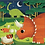 Thumbnail: Puzzles magnétiques 20 pièces - dinosaures