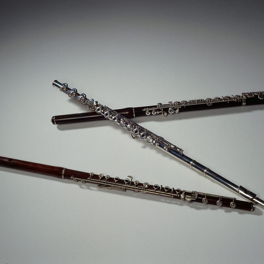 Découverte de la flûte  - Dès 5 mois jusque 48 mois - Samedi