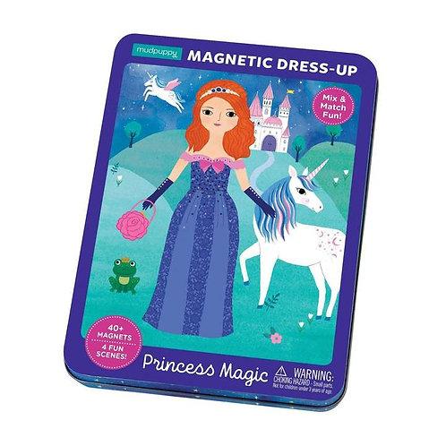 boîte magnétique : princesses