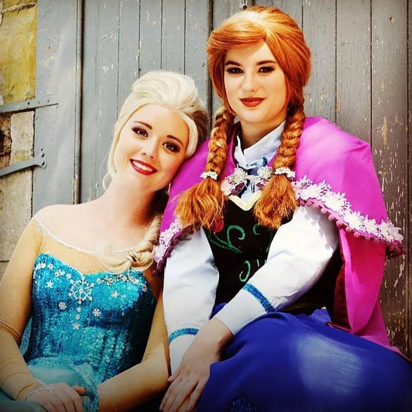 Bal d'automne Disney de 18 mois à 4 ans.