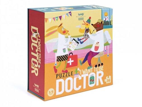 """Puzzle : """"Je veux être un docteur"""""""