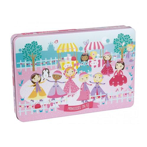 Puzzle Princesses : 24 pièces