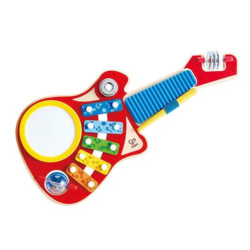 Guitare orchestre 6 en 1