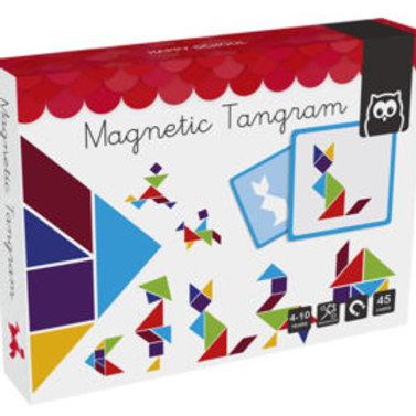 Tangram magnétique
