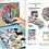 Thumbnail: Aimants : Apprendre à lire l'heure