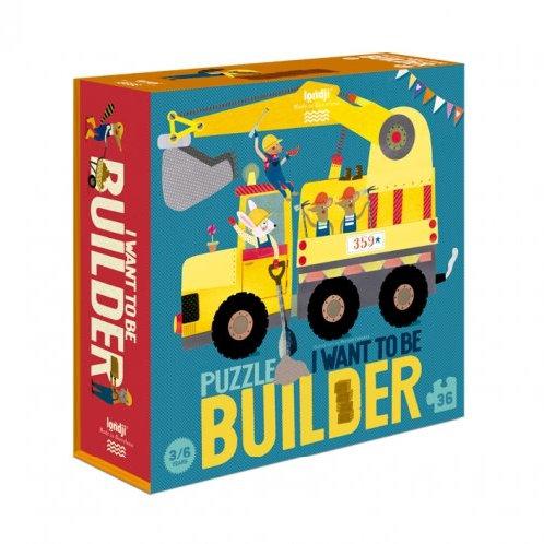 """Puzzle : """"Je veux être un bâtisseur"""""""