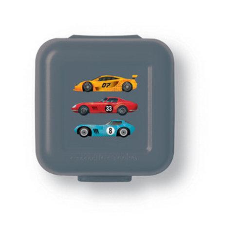 2 boîtes à snack véhicules