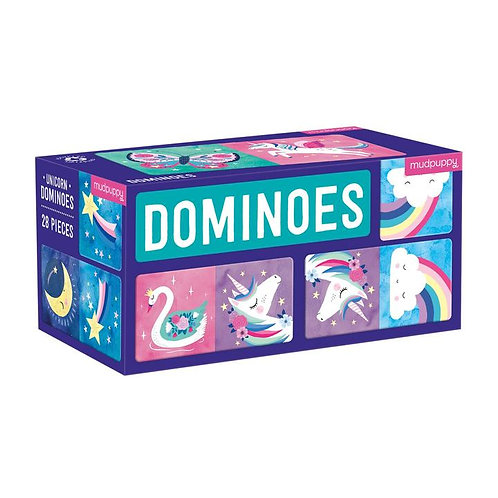 Dominos : licornes