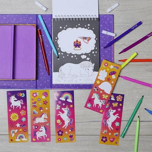 Set de coloriage - Licorne