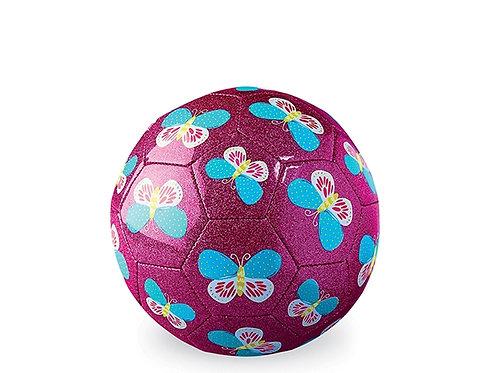 Ballon papillon paillettes : 18 cm