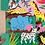 Thumbnail: Puzzle 12 pièces à rabats - savane