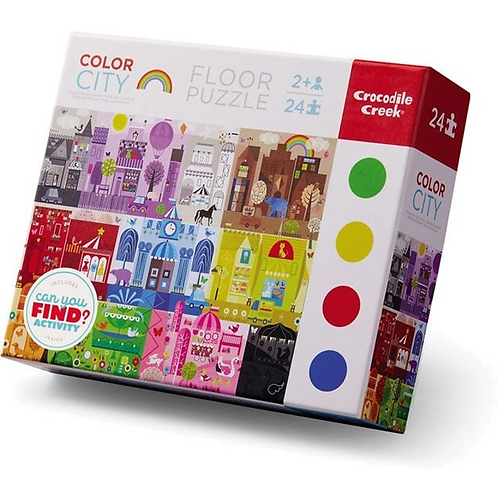 Puzzle cherche et trouve - couleur
