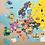 Thumbnail: Puzzle Europe 70 pièces