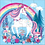 Thumbnail: Puzzles magnétiques 20 pièces - licornes