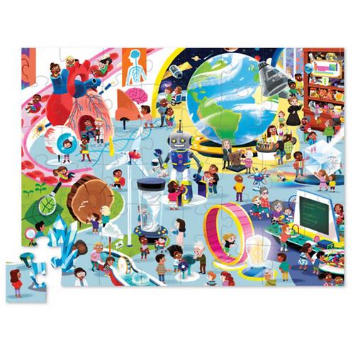 Puzzle musée des sciences - 48 pièces