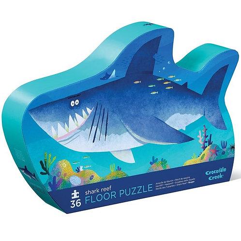 Puzzle requin: 36 pièces