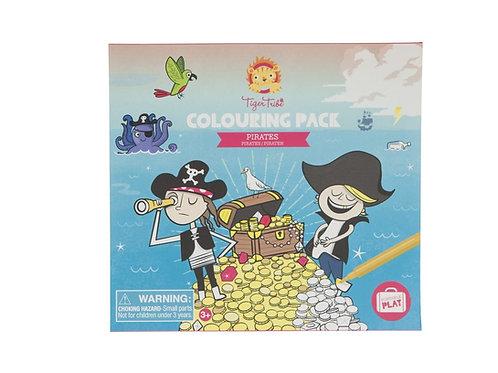 """Pack de coloriage """"Pirates"""""""