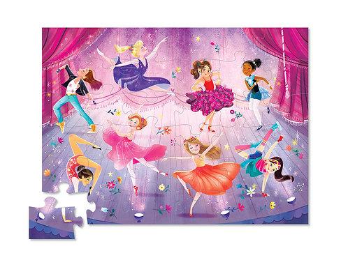 Puzzle danseuses : 36 pièces