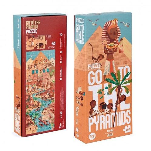 "Puzzle : ""Les pyramides"""