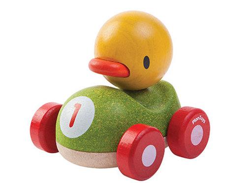 Ducky le caneton de course