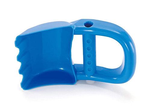 Pelleteuse manuelle bleue