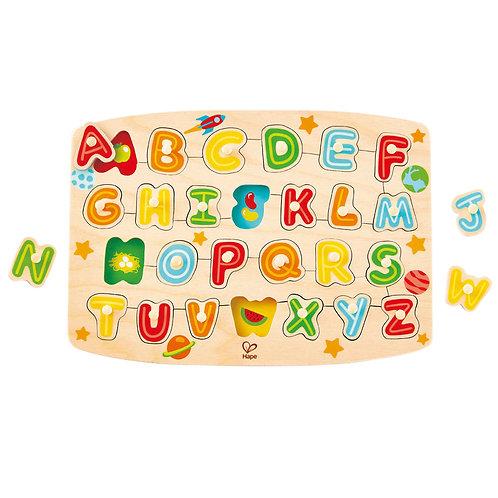 Puzzle de l'alphabet