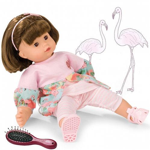 Poupée Maxi Muffin flamingo