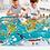 Thumbnail: Puzzle et jeu tour du monde