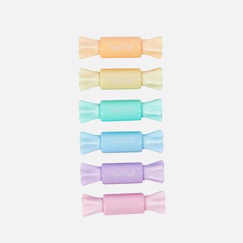 Set de marqueurs couleurs pastel