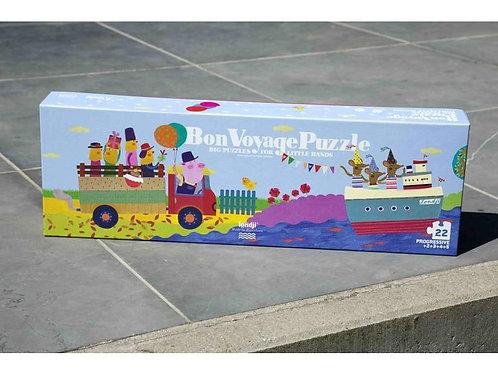 "Puzzle : ""Bon voyage"""