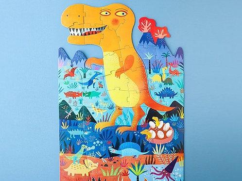"""Puzzle : """"Mon T-Rex"""""""