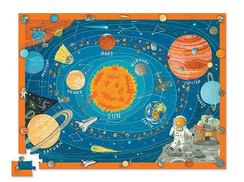 Puzzle découverte - espace