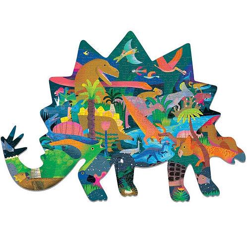 Puzzle dinosaures 300 pièces