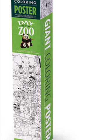Poster géant : zoo