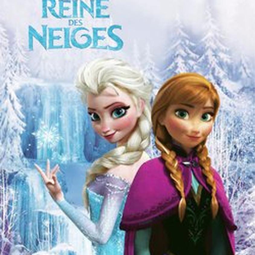 """Atelier multi-activités 12 à 48 mois - Dimanche. Disney """"Reine des neiges"""""""