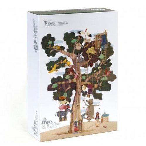 """Puzzle : """"Mon arbre"""""""
