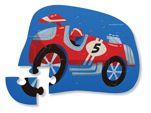 Puzzle voiture : 12 pièces