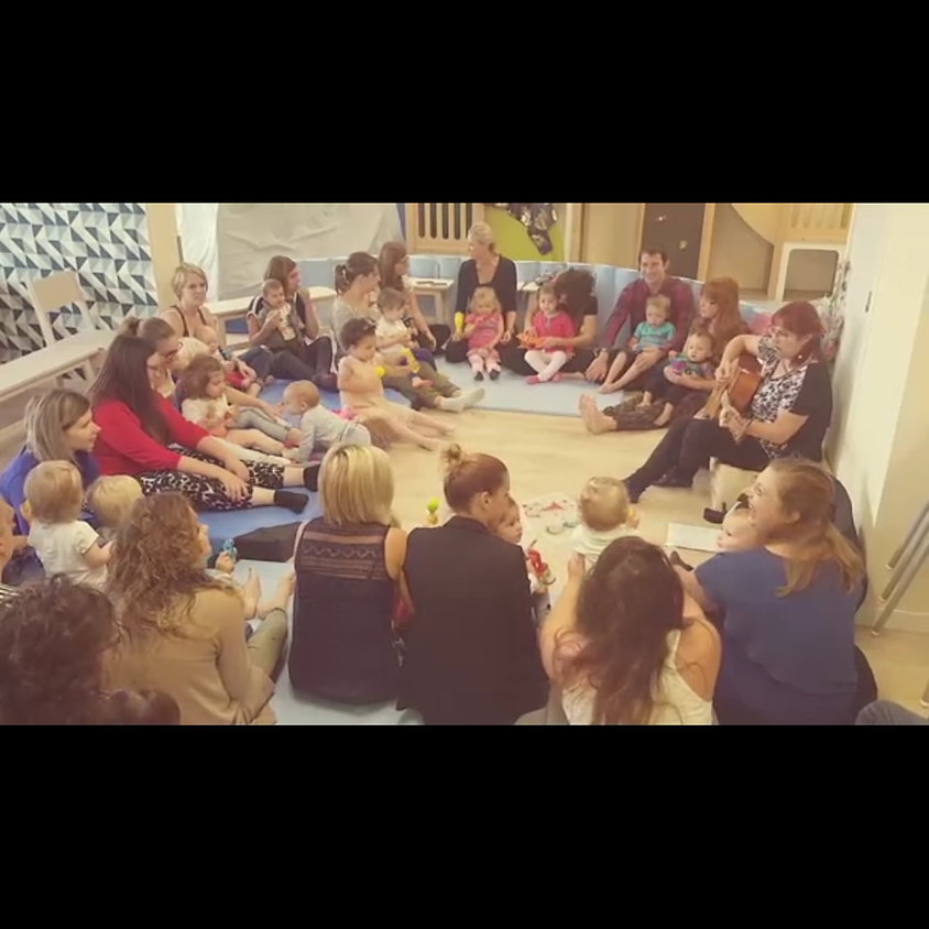 Halloween : Animation musicale participative 0 à 48 mois - Isabelle Dewaele (Zakouskis)