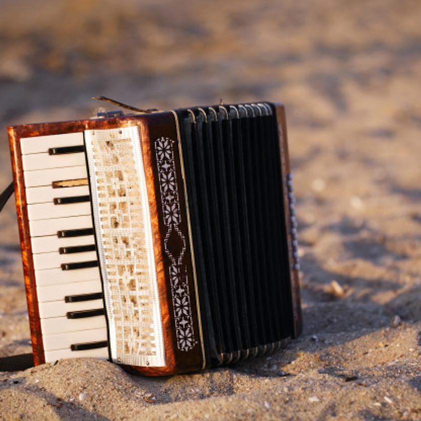 Découverte de l'accordéon  - Dès 9 mois jusqu'à 5 ans inclus