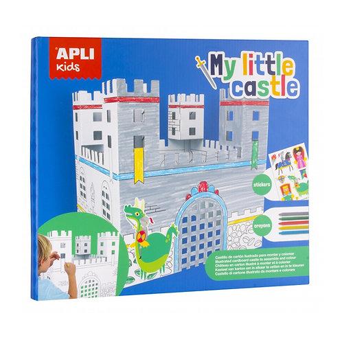 Château en carton à construire