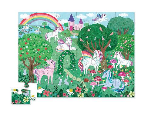 Puzzle licornes : 36 pièces