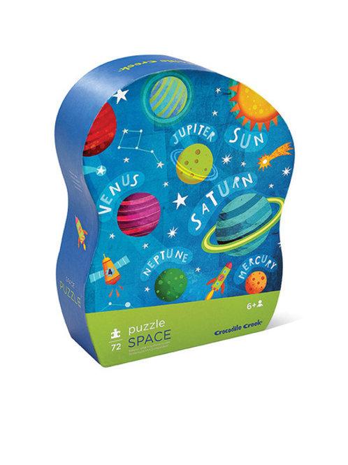 Puzzle planètes : 72 pièces