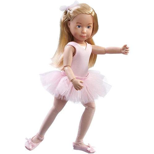 Poupée Vera - tenue de ballet