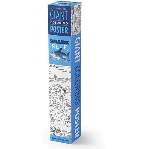 Poster géant : Requins