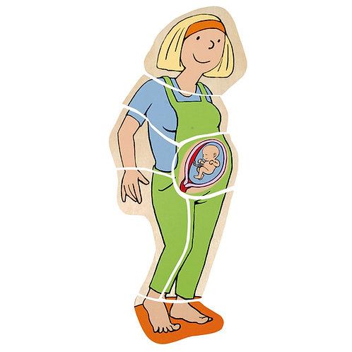 Puzzle : Maman enceinte