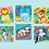 Thumbnail: Puzzles animaux et leurs petits - jungle