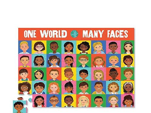 Puzzle et jeu de mémoire : enfants