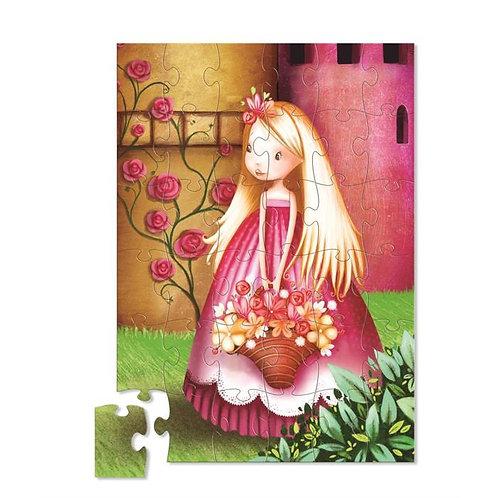 Puzzle princesse : 36 pièces