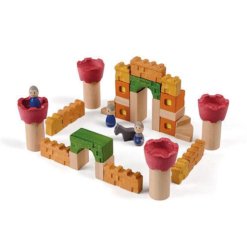 Blocs de construction : château fort
