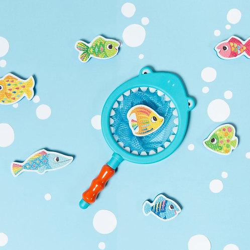 Jeu Attrape-poissons